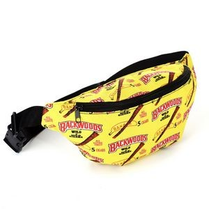 Full Color Sublimation Running Sports Fanny Pack